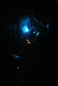 alumínium hegesztés